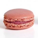 Macaron Litchi et Framboise