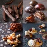 Assortiments de chocolats