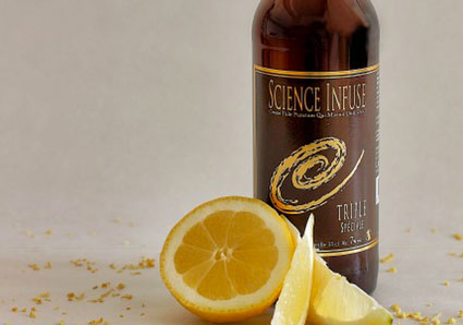 Bière Science infuse
