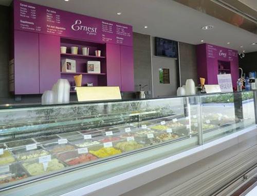boutique glace à Niort