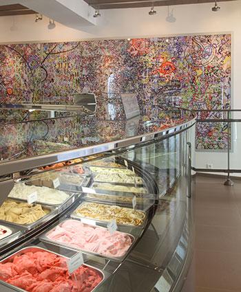Bâtonnet de glaces